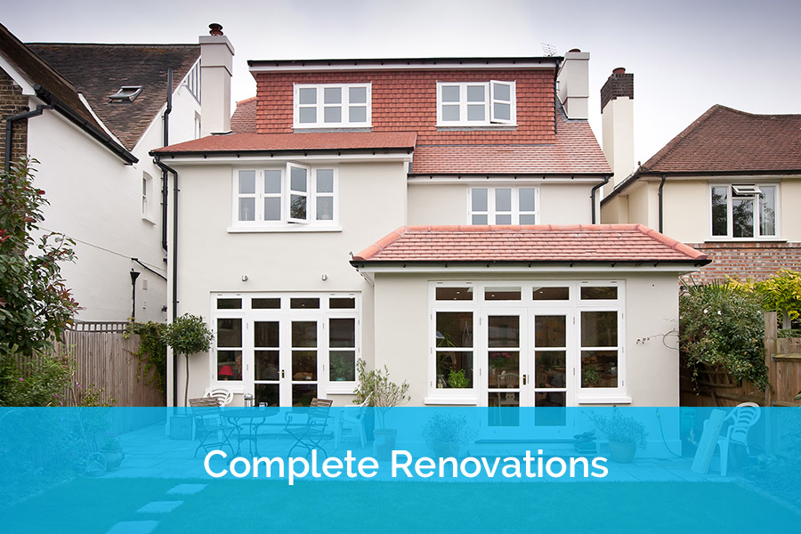 Ask My Architect Complete Renovations